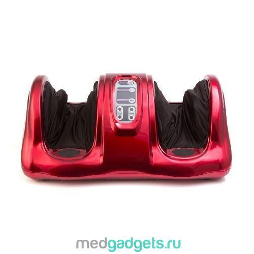 """Массажер для стоп и лодыжек Bradex """"Блаженство"""", цвет: красный. KZ 0182"""