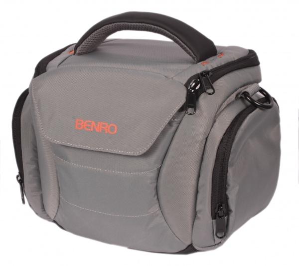 Сумка BENRO Ranger S20, для зеркальной фотокамеры/видеокамеры, светло-серая