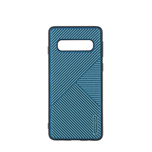 Lyambda Atlas Чехол для Samsung Galaxy S10 (LA10-AT-S10-BL) Blue