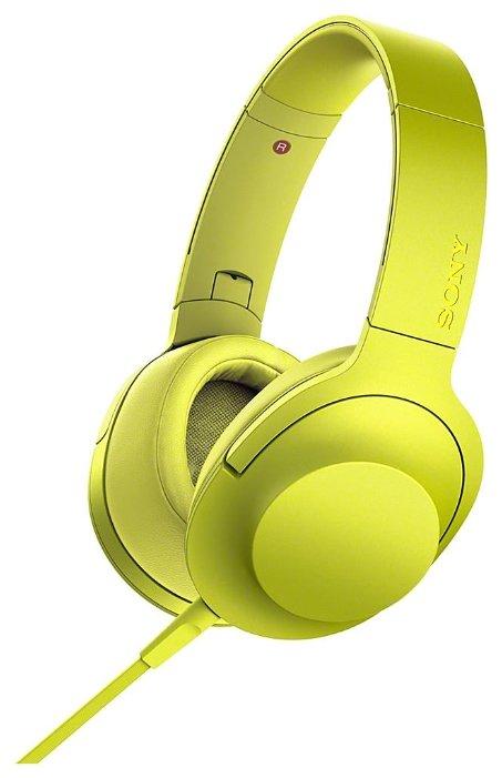 Наушники Sony MDR-100AAP h.ear on wired