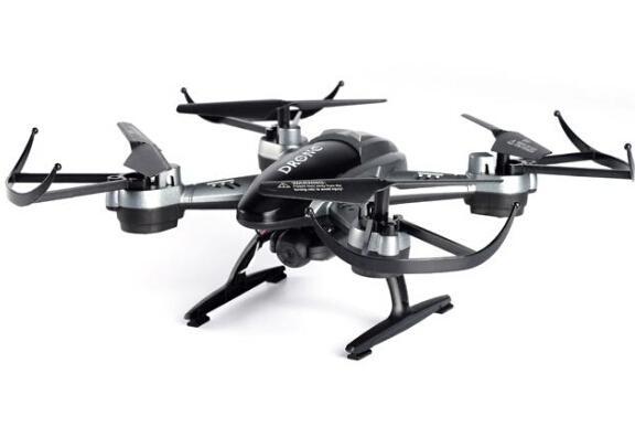 LishiToys Радиоуправляемый Квадрокоптер (6 Ax.Gyro, Передача видео по WIFI, Удержание высоты - барометр)