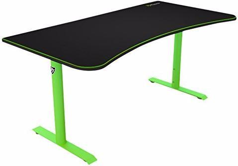 Игровой стол Arozzi Arena Gaming Desk (Green)