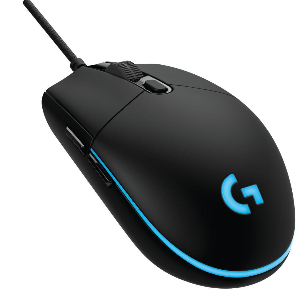 Игровая мышь Logitech G Pro 910-004856 (Black)