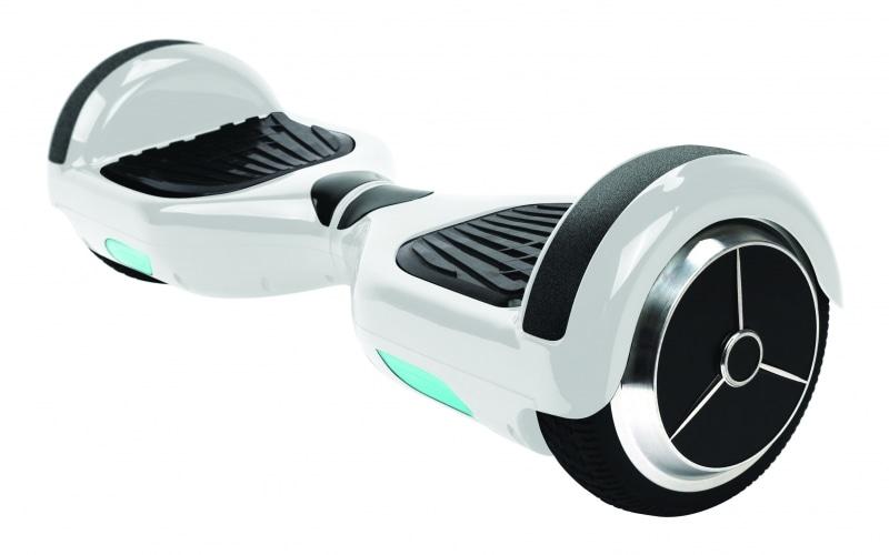 Гироскутер IconBit Smart scooter 6.5' kit белый