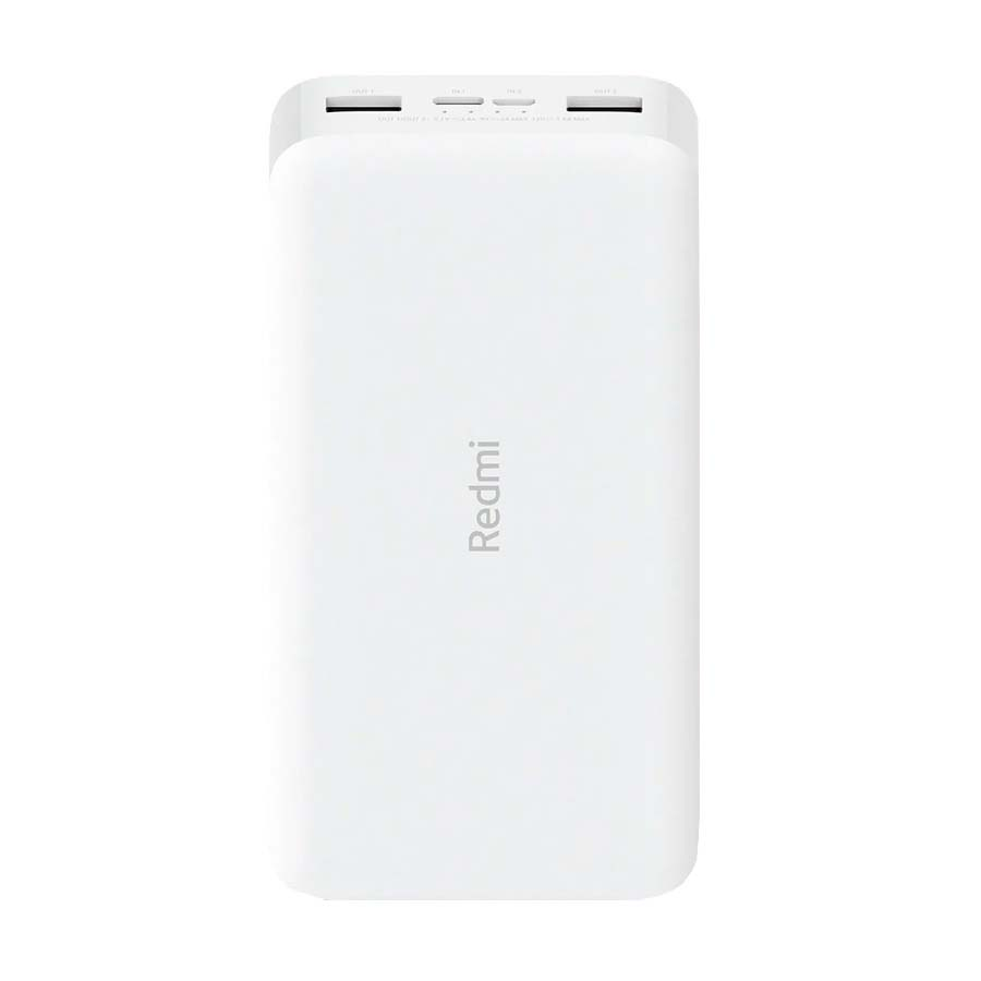 Внешний аккумулятор Power Bank Xiaomi (Mi) REDMI 20000mAh Dual USB/USB Type-C PB200LZM