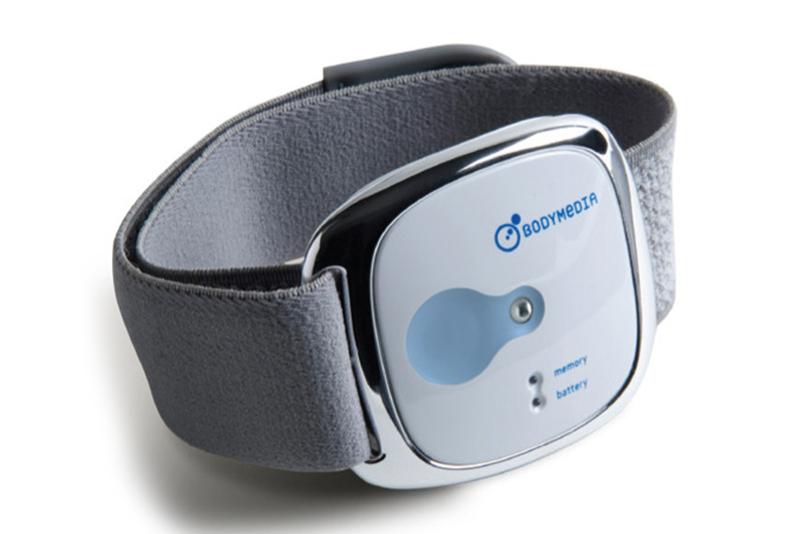 Браслет-корректор веса BodyMedia Fit Аrmband