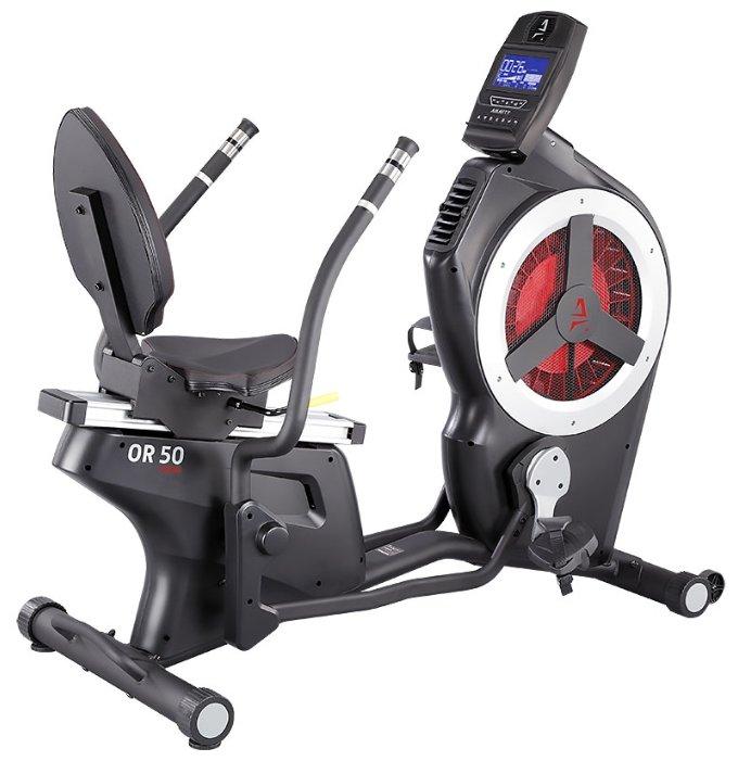 Горизонтальный велотренажер AMMITY Ocean OR 50