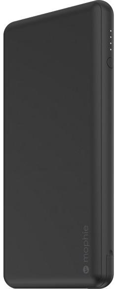 Внешний аккумулятор Mophie Powerstation Plus XL USB-C 12000 mAh (Black)