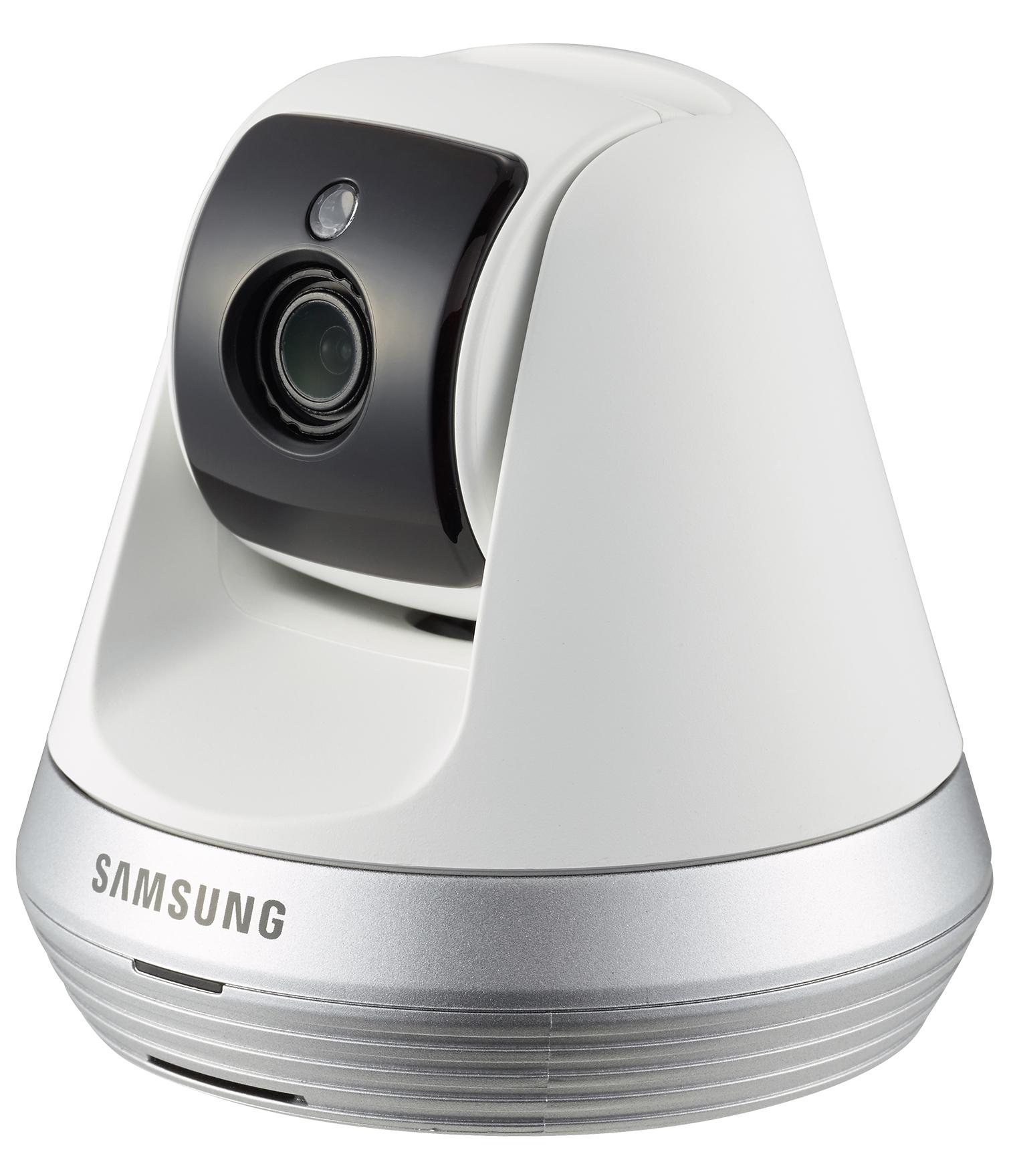 Беспроводная видеоняня Samsung SmartCam SNH-V6410PNW (White)