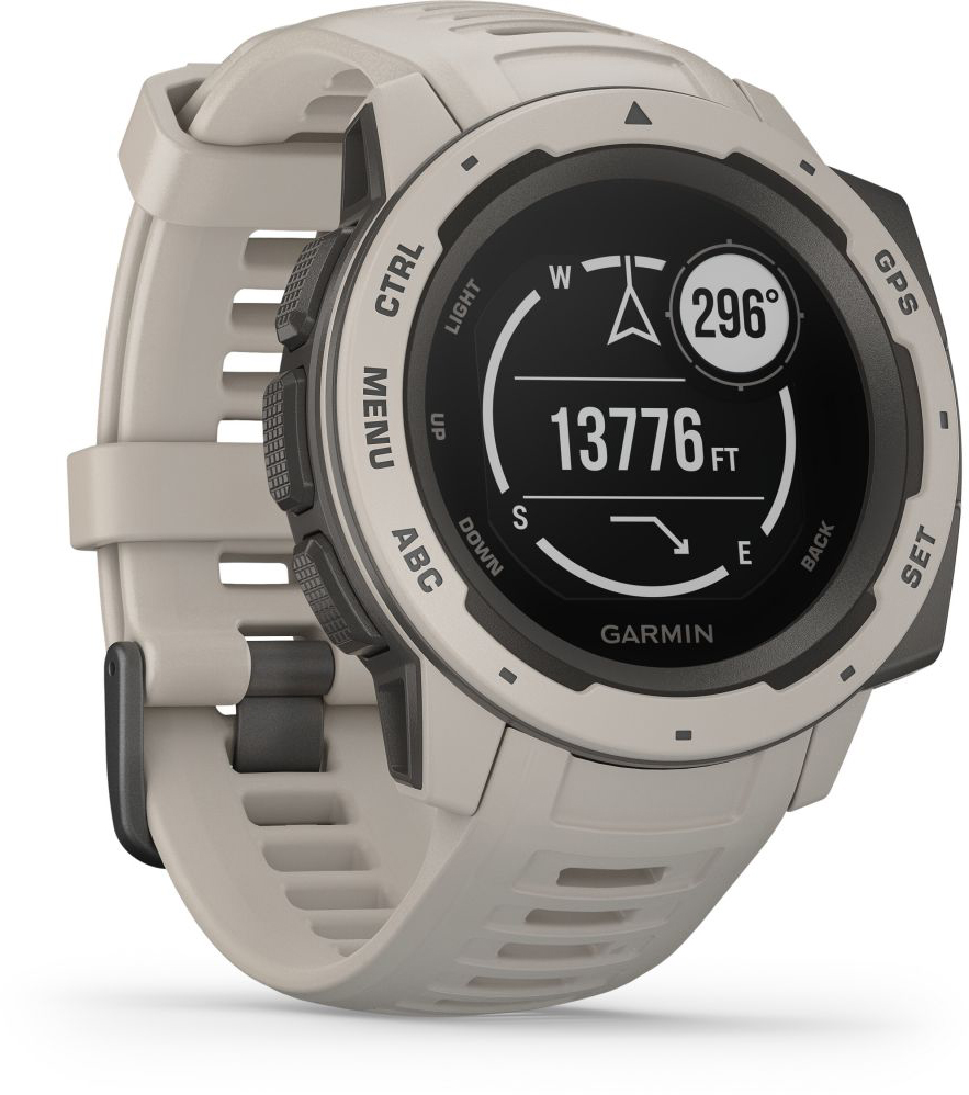 Умные часы Garmin Instinct 010-02064-01 (Tundra)
