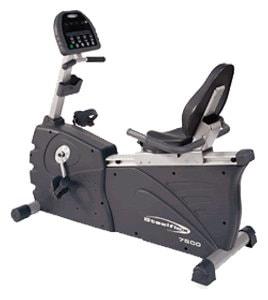 Горизонтальный велотренажер Steelflex XB-7500