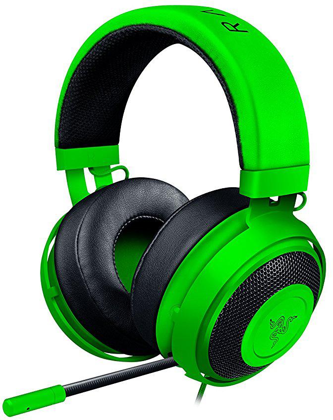 Игровая гарнитура Razer Kraken Pro V2 (Green)