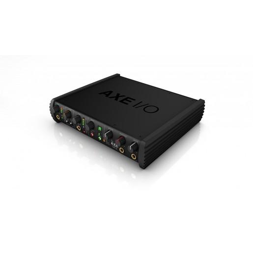 Аудио-интерфейс IK Multimedia AXE I/O премиум-класса с продвинутыми настройками для гитары