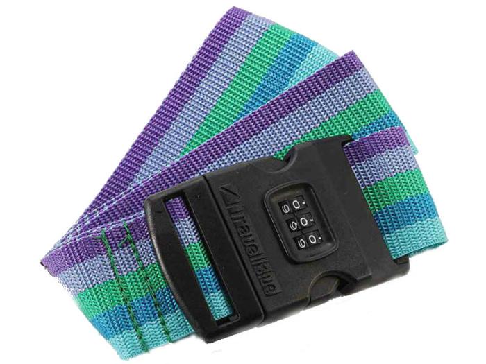 "Ремень для багажа с кодовым замком Travel Blue Security Strap 2"" (047)"