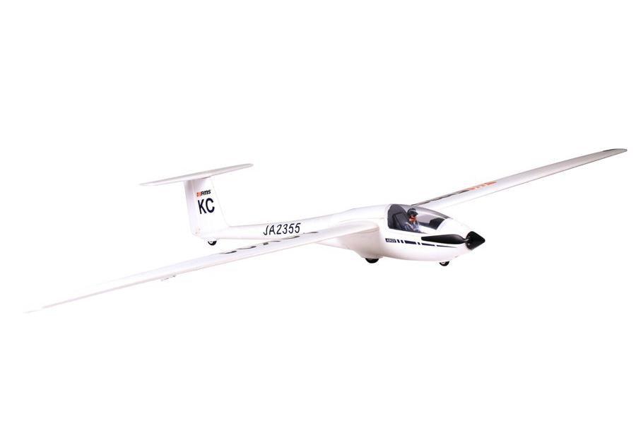 FMS Радиоуправляемый Самолет - ASK 23 PNP 2300мм