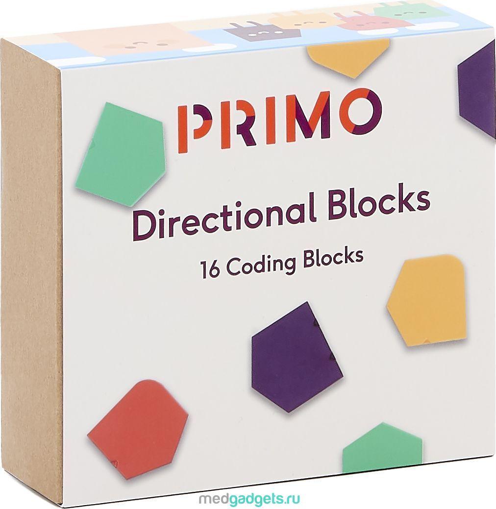 Primo Toys Набор блоков направления 16 шт