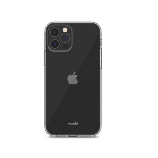Чехол-накладка Moshi Vitros для iPhone 12/12 Pro. Материал: пластик. Цвет: прозрачный.