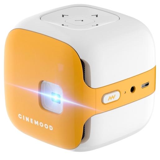 Портативный проектор CINEMOOD Диакубик с карточкой на 3 месяца