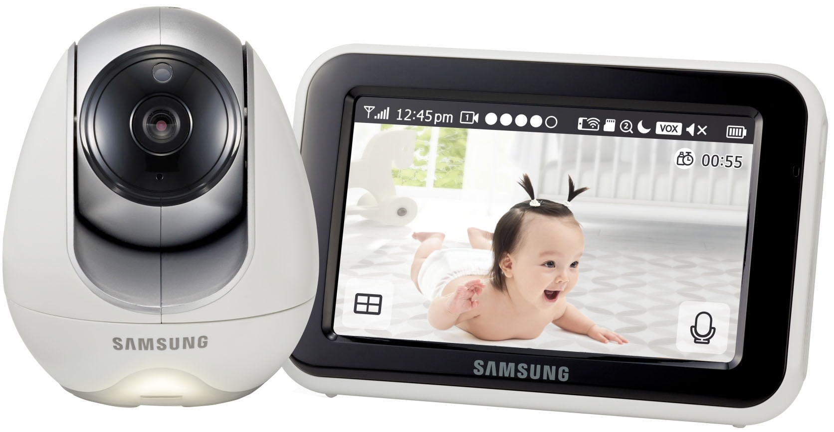 Samsung SEW-3053WP - видеоняня (White)