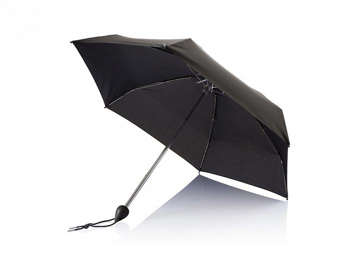 Карманный складной зонт XD Design Droplet 19,5 дюйма