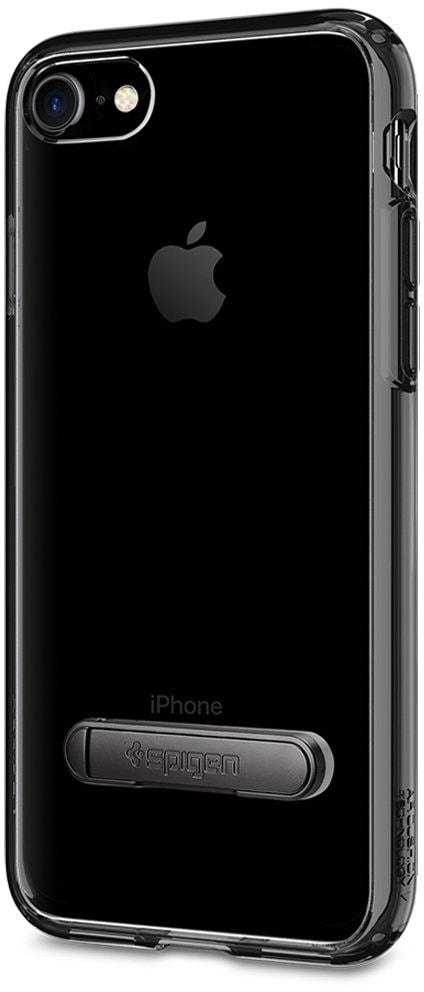 Spigen Ultra Hybrid S (042CS20839) - чехол для iPhone 7 (Jet Black)