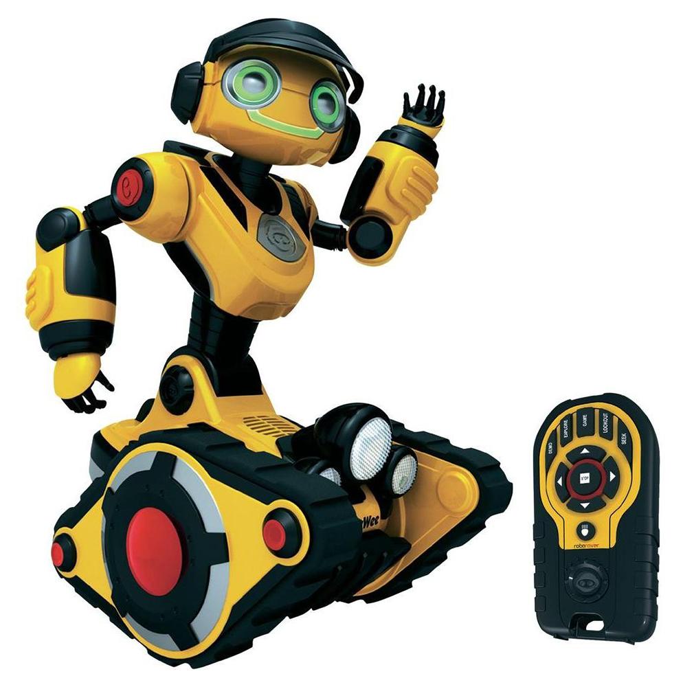 Радиоуправляемая игрушка WowWee Roborover (8515)