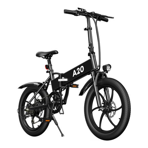 Электровелосипед ADO Electric Bicycle A20 (черный)