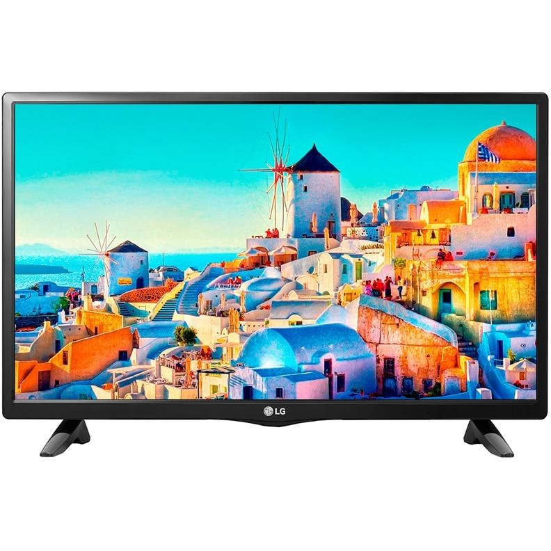 Телевизор LED LG 24LH451U, черный