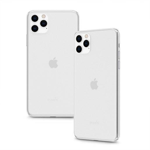 Чехол Moshi SuperSkin для iPhone 11 Pro Max. Цвет прозрачный матовый.