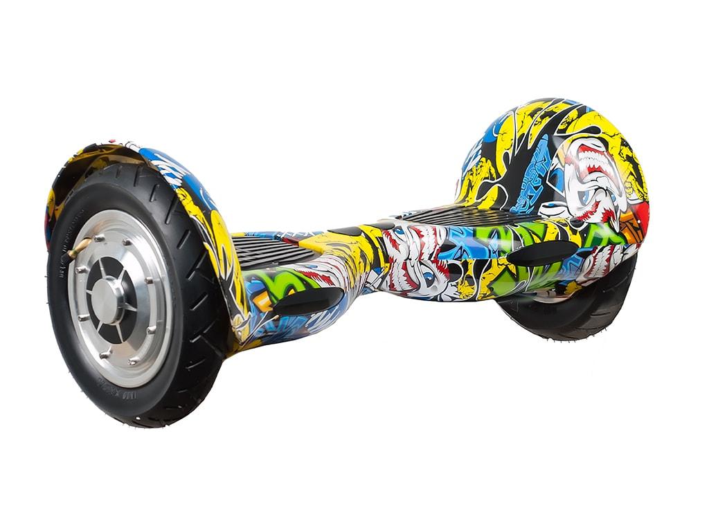 Гироскутер Motion Pro Gyro Scooters10 дюймов Bluetooth СтритАрт