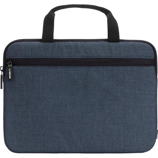 """Сумка Incase Carry Zip Brief для ноутбуков с диагональю 13"""". Материал: полиэстер. Цвет: синий."""