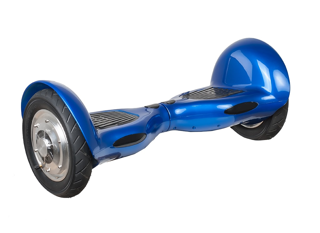 Гироскутер Motion Pro Gyro Scooters10 дюймов Bluetooth Синий