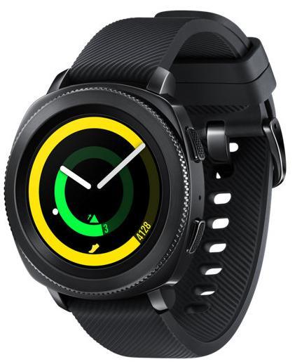 Умные часы Samsung Gear Sport (Black)