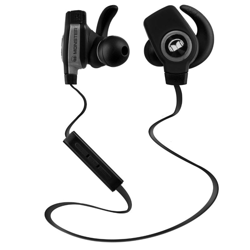 Наушники с микрофоном Monster iSport SuperSlim Wireless Bluetooth In-Ear