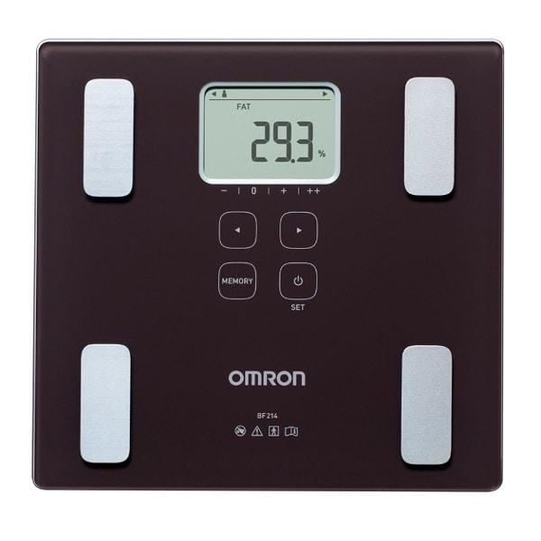 Монитор состава тела Omron BF-214 HBF-214-EBW