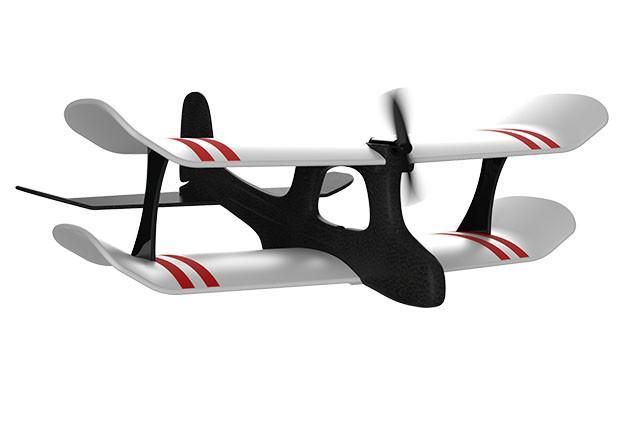 Самолет управляемый со смартфона TobyRich Moskito