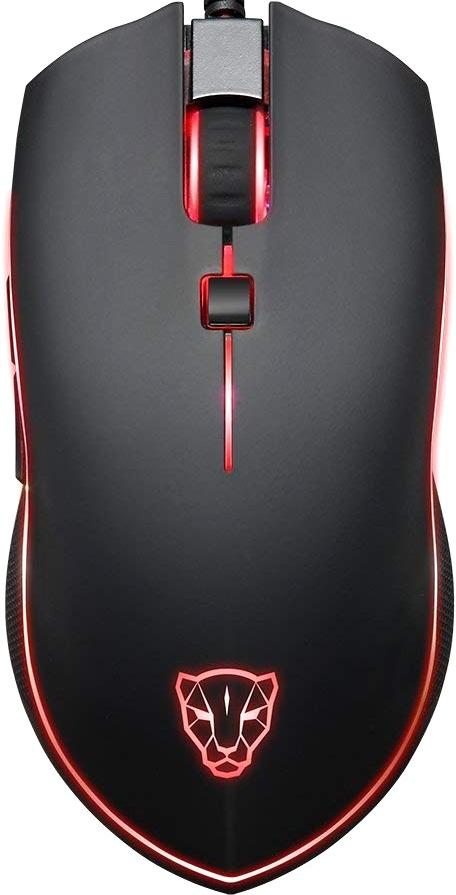 Игровая проводная оптическая мышь Motospeed V40