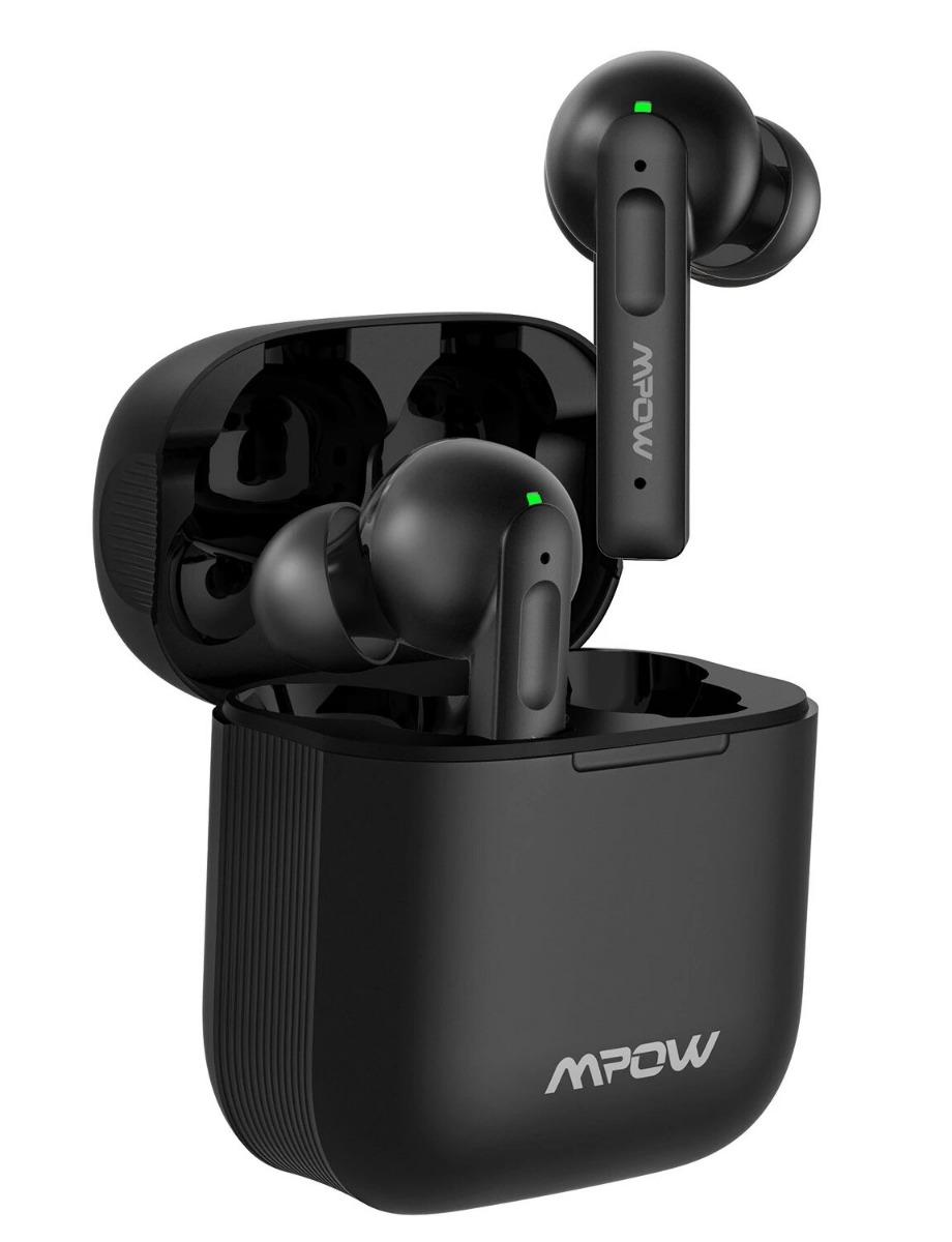 MPOW. Беспроводные TWS наушники с активным шумоподавлением Mpow X3 ANC