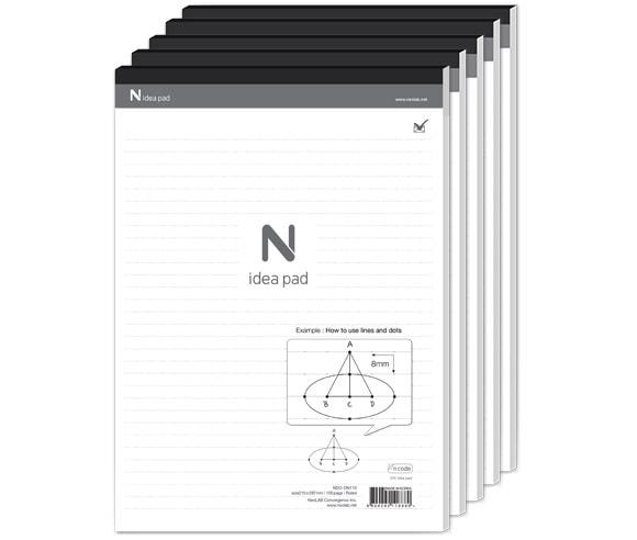 Блокнот для быстрых заметок N idea pad