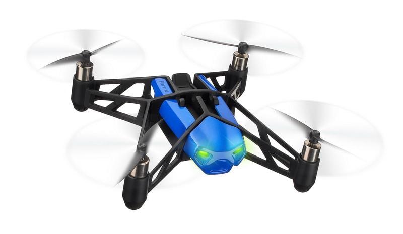Квадрокоптер Parrot Mini Drone Rolling Spider