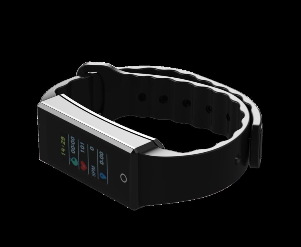 Oaxis Omniband HR+ фитнес трекер с пульсометром
