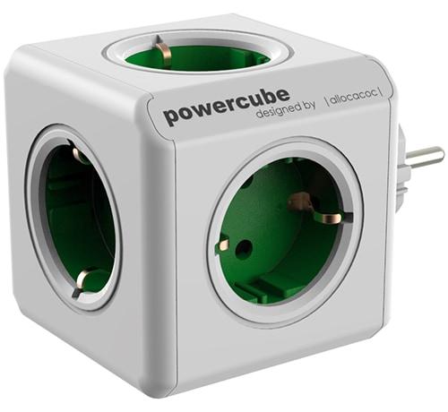 Сетевой разветвитель Allocacoc Powercube Original с заземлением 5 розеток
