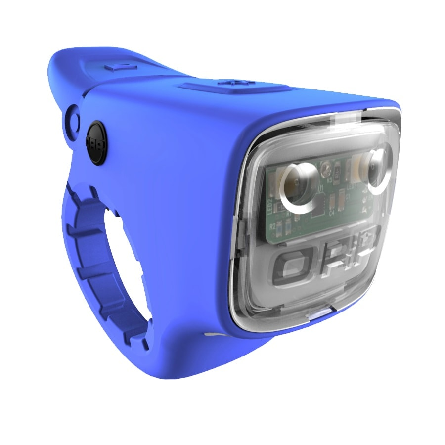 ORP - автономный велосипедный фонарь-сигнализатор