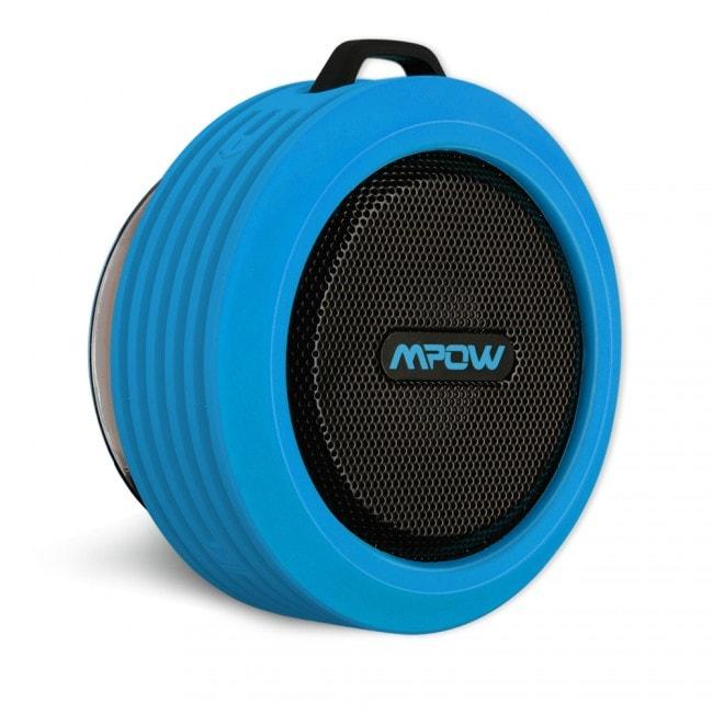 Портативный Bluetooth-динамик Mpow Buckler