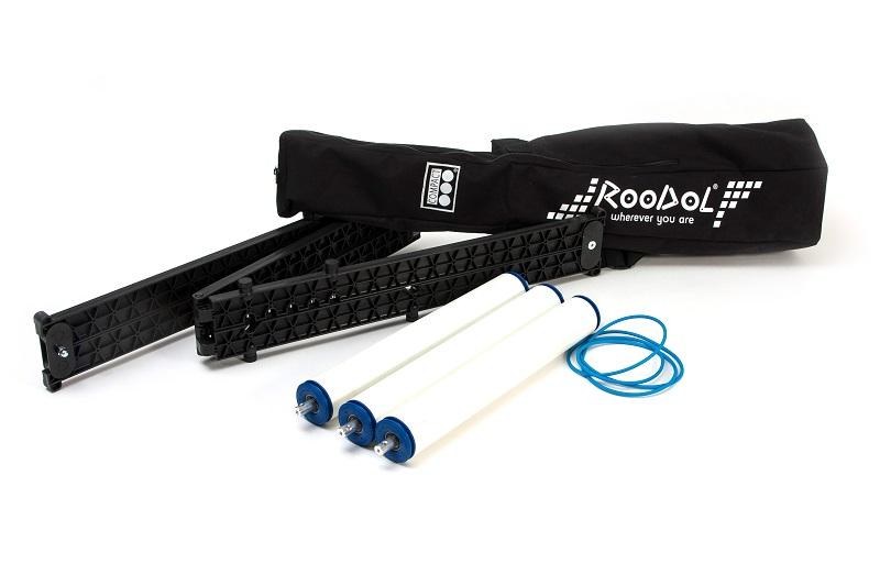 Роллерный велостанок ROODOL Pack Black COMPACT