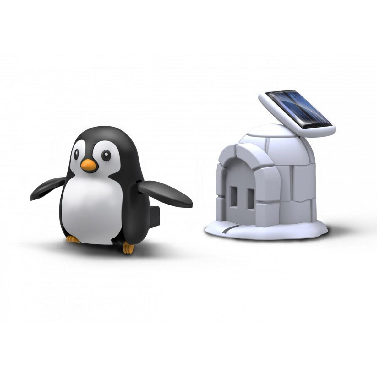 Конструктор на солнечной батарее «Пингвин» Bradex