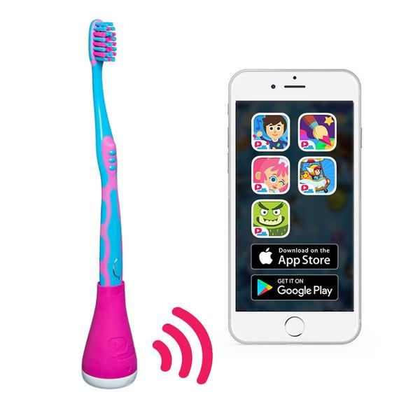 Playbrush Smart – умная насадка на любую обычную зубную щетку