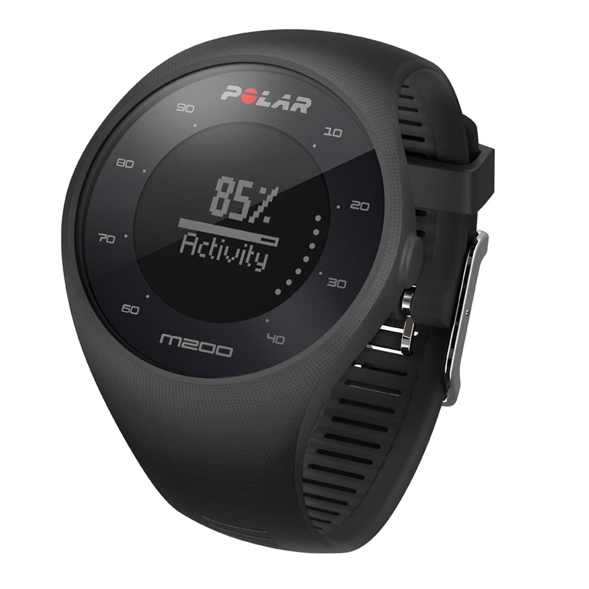 Polar M200 –  умные спортивные часы с пульсометром и GPS
