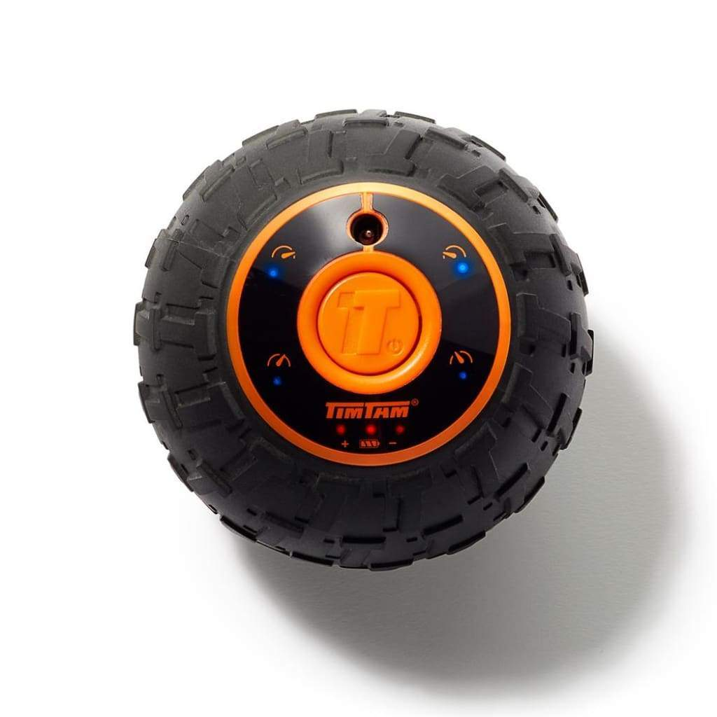 Вибрационный массажный мяч TimTam PolishLight