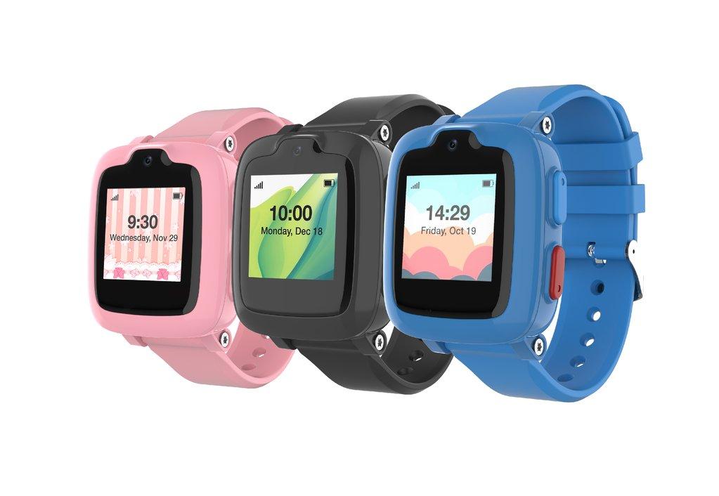 Oaxis myFirst Fone S2 - умные часы для детей с поддержкой голосовых, видеозвонков и GPS